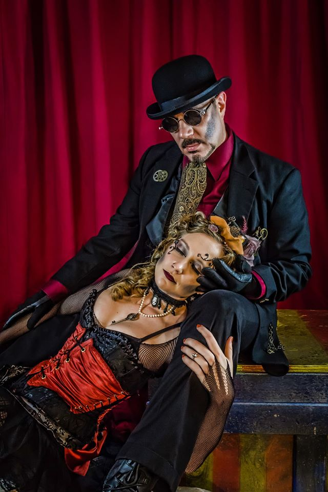 Phantasmagoria, iNDEEvent, dance, entertainment, CRYPT WEEK,