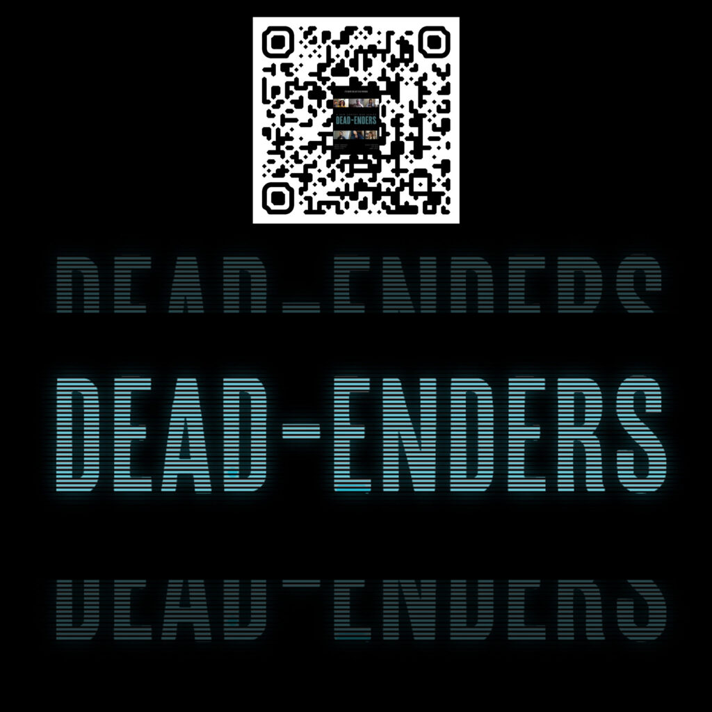 dead-enders, web series, zombies,
